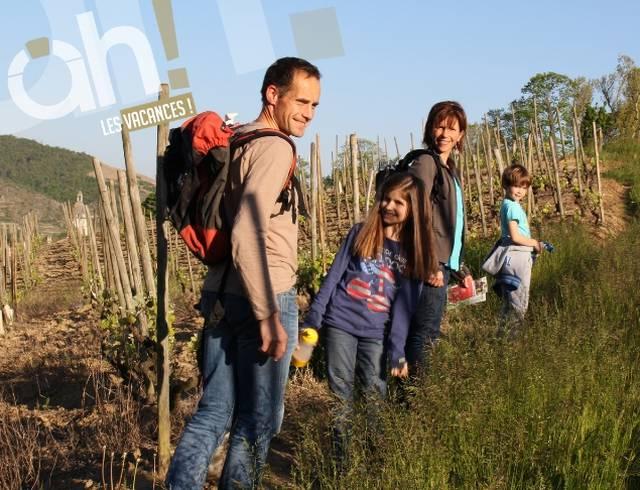 Week-end vignobles en famille au cœur de la Vallée du Rhône