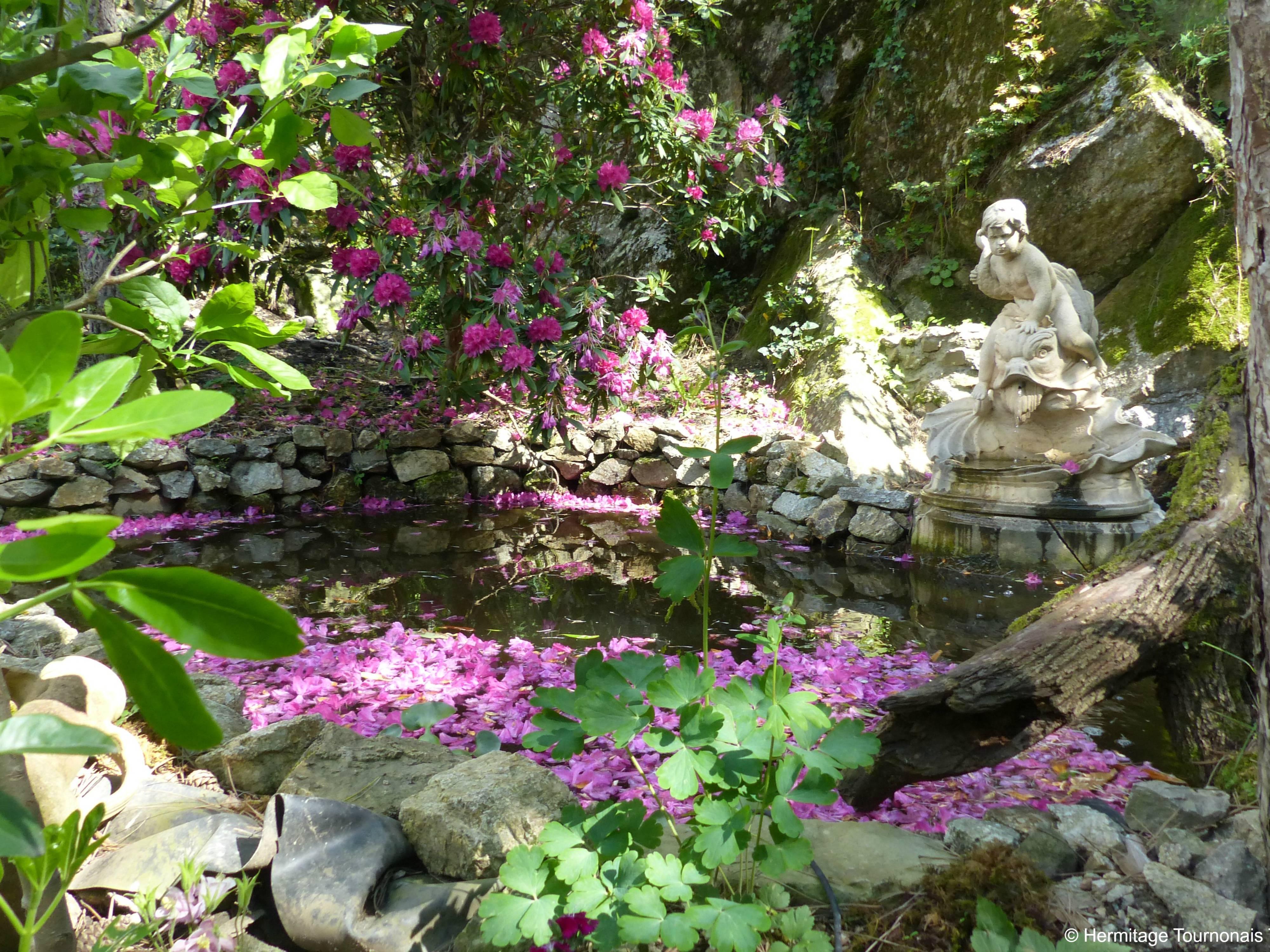 Jardin d'eden Tournon