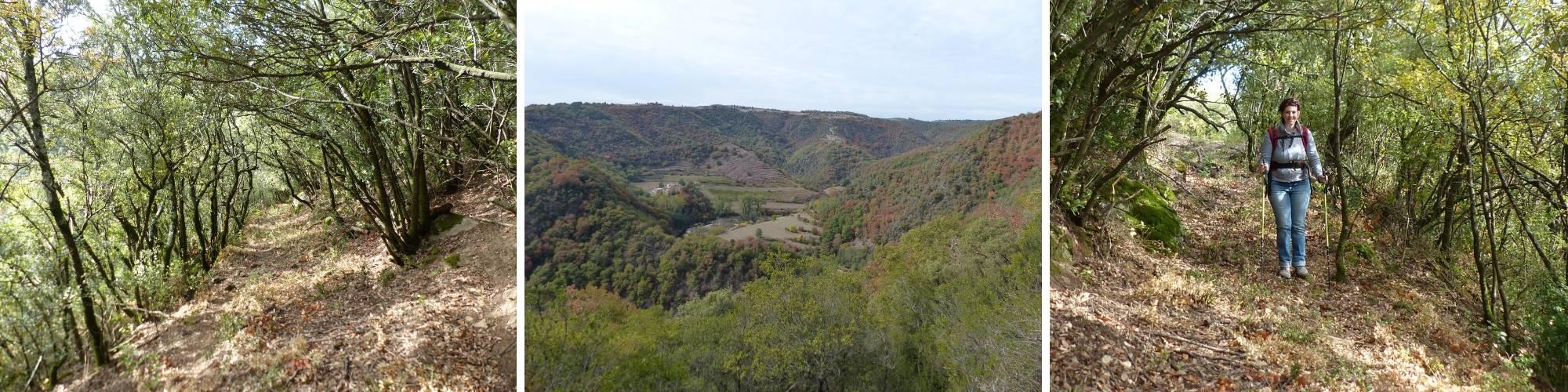 Randonnée en famille autour de Tournon sur Rhône
