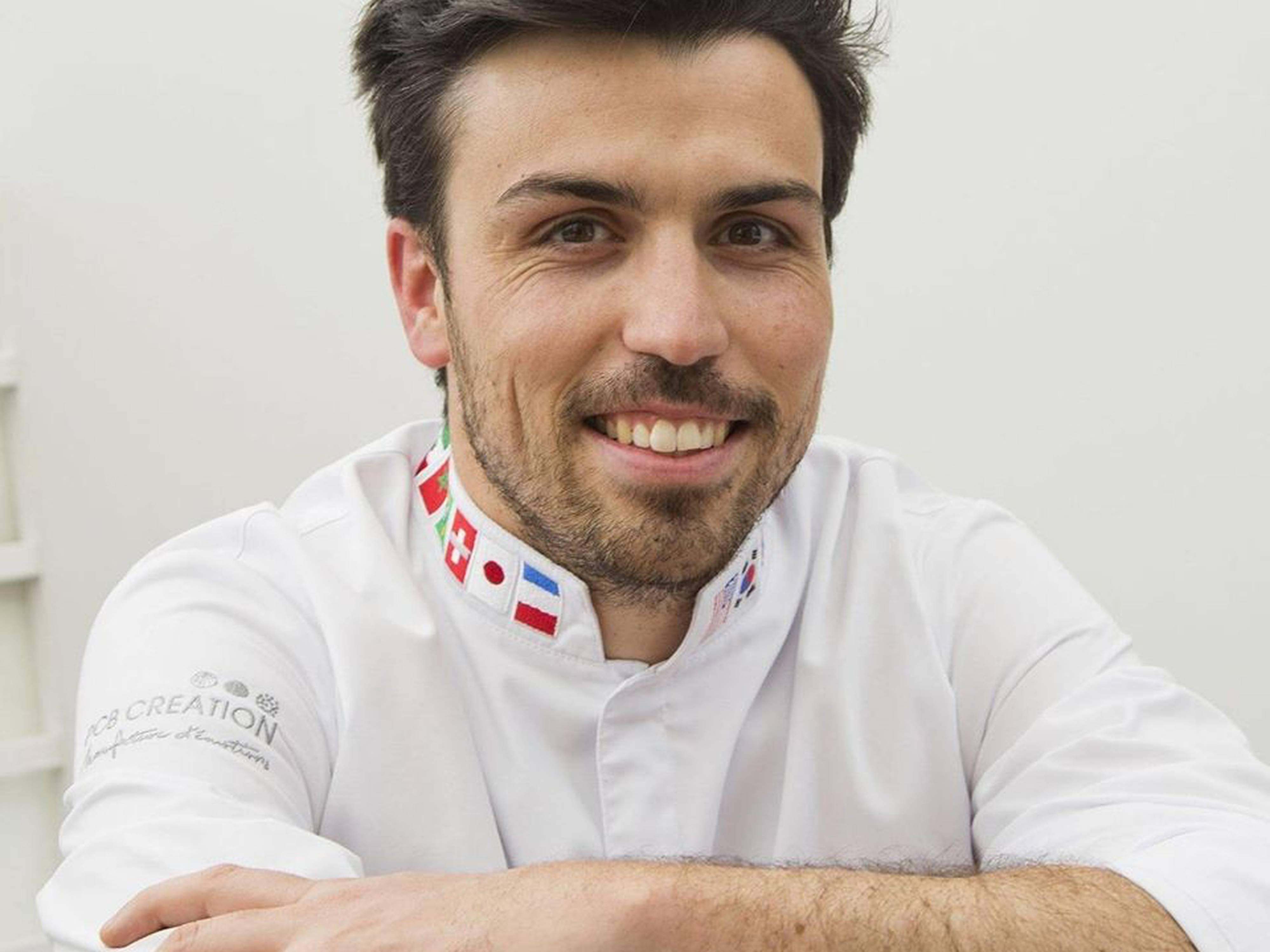 Bastien Girard Champion du monde de pâtisserie