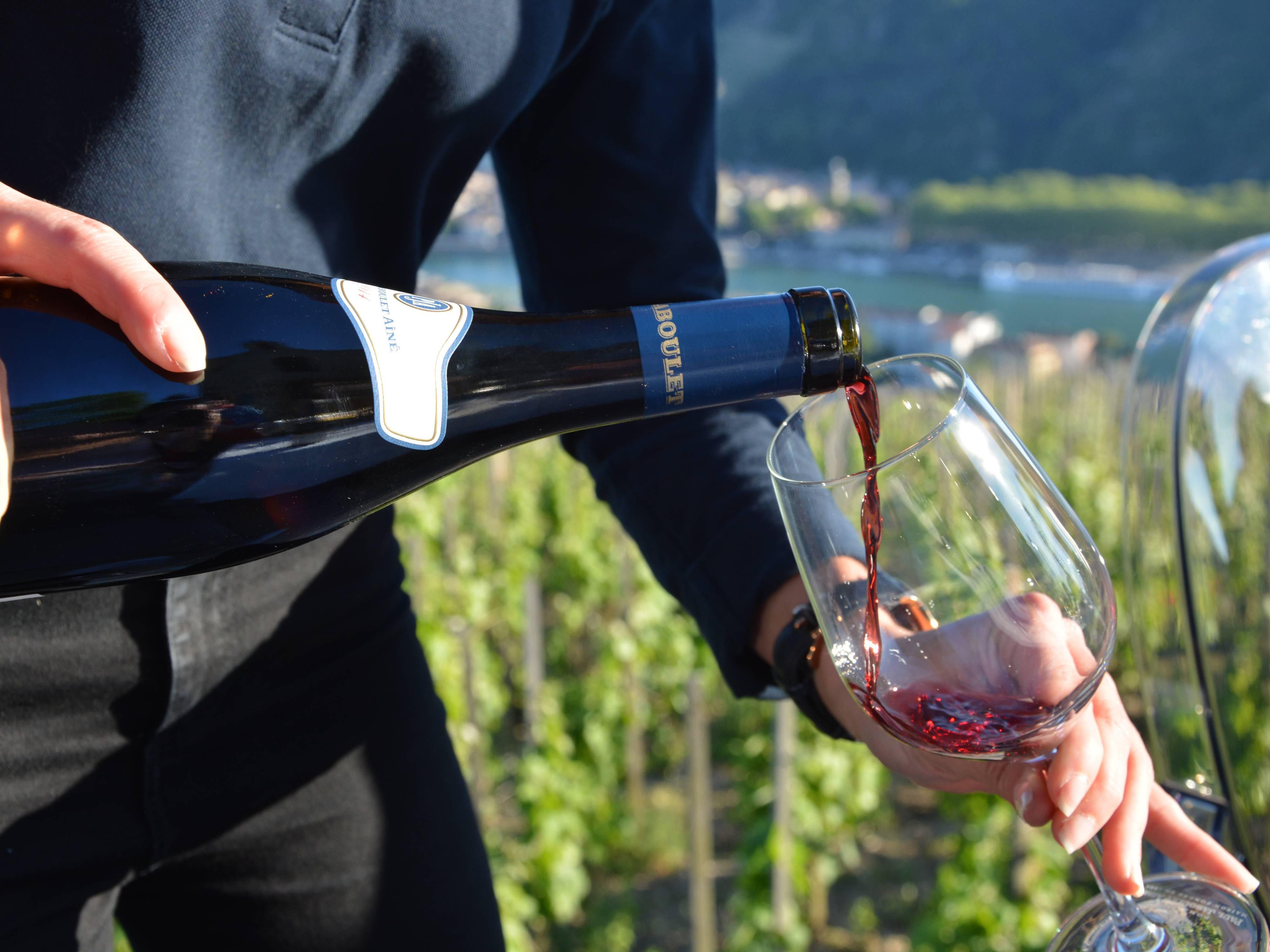 Vin de la Vallée du Rhône