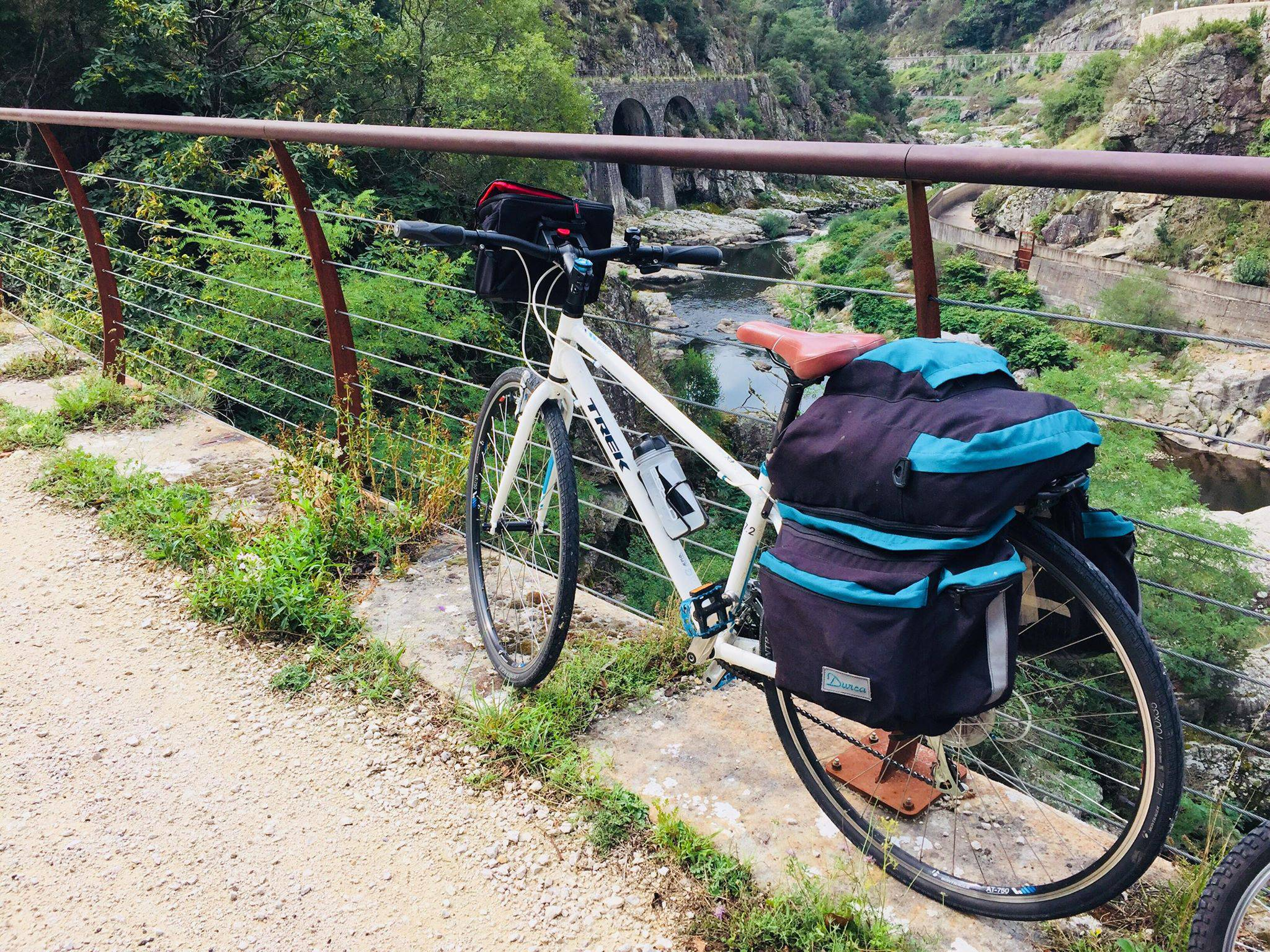 Bike holidays on the  Dolce Via cycleroute