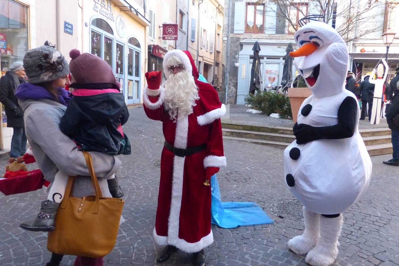 Noel à Tournon