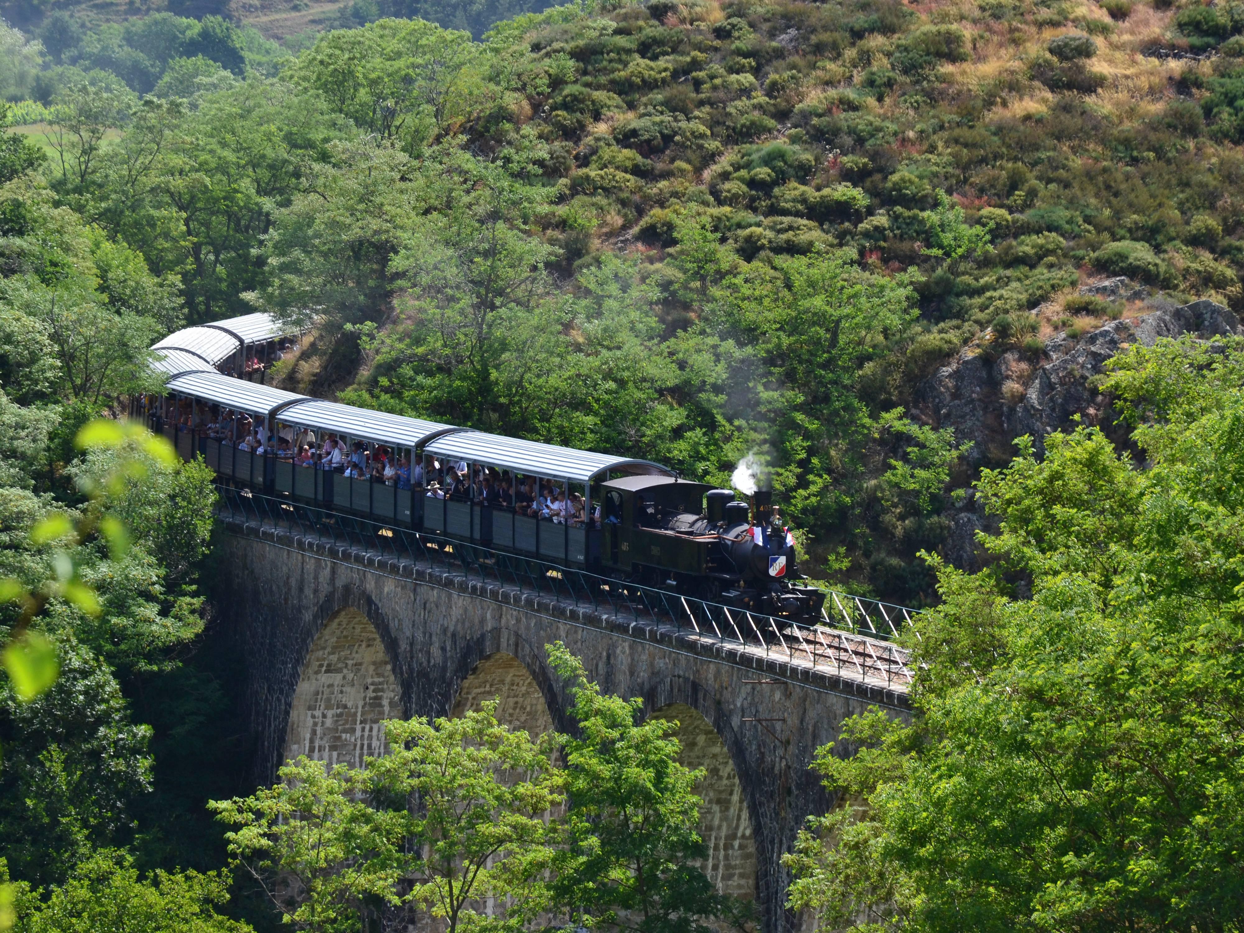 Train de l'Ardèche - Mastrou
