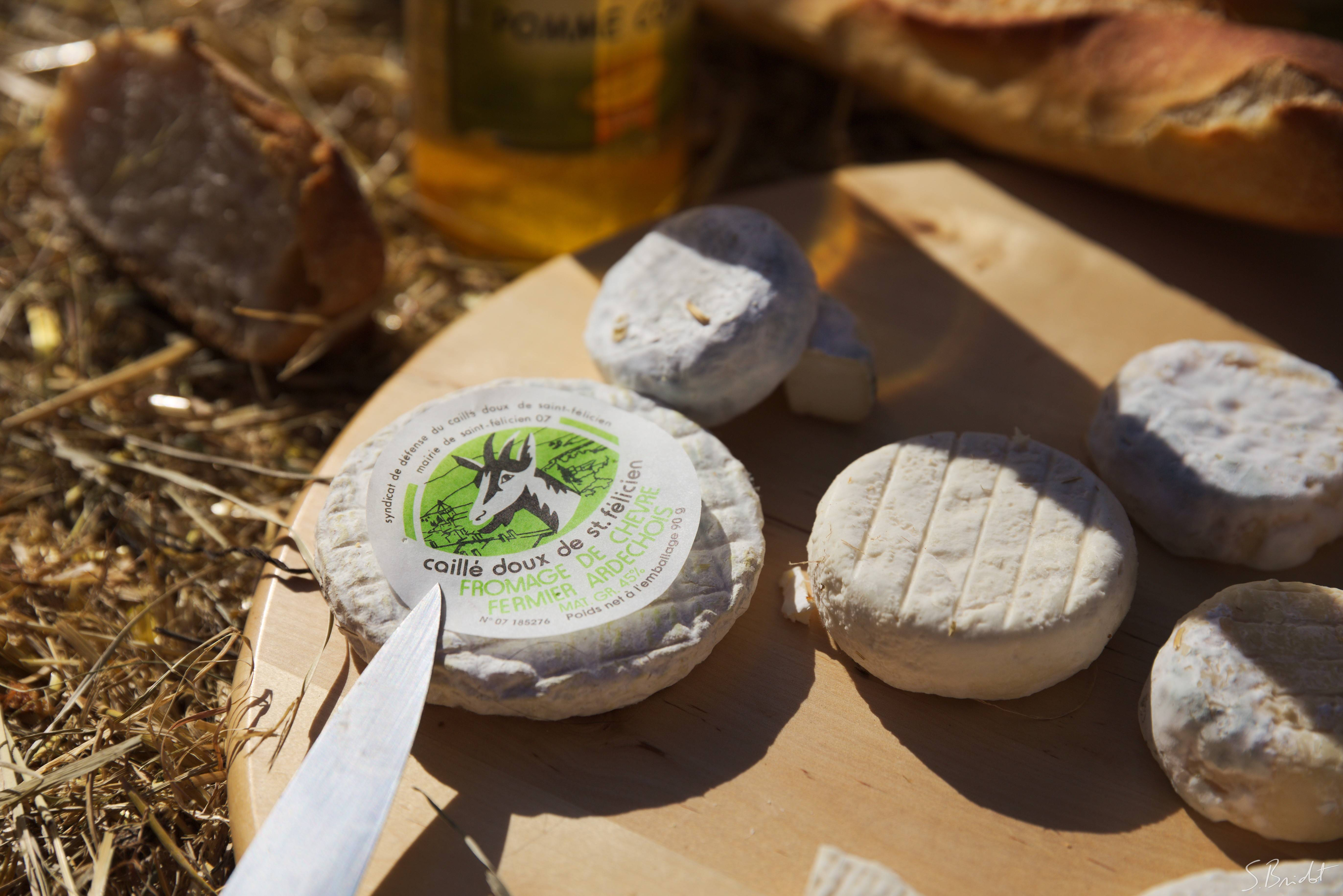 Caille Doux - fromage