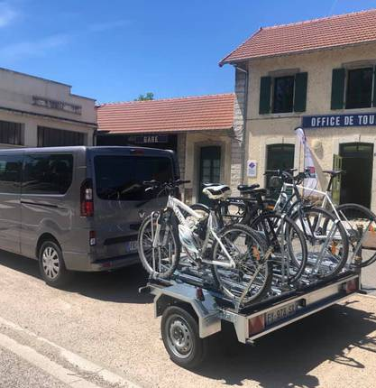 Dolce Via Bus, a cycling holiday with transport!