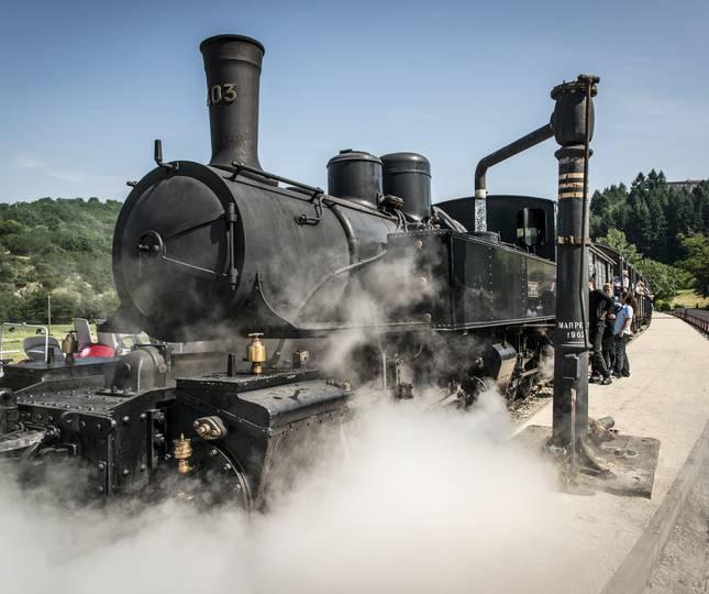 <h2>Le Train de l'Ardèche</h2>