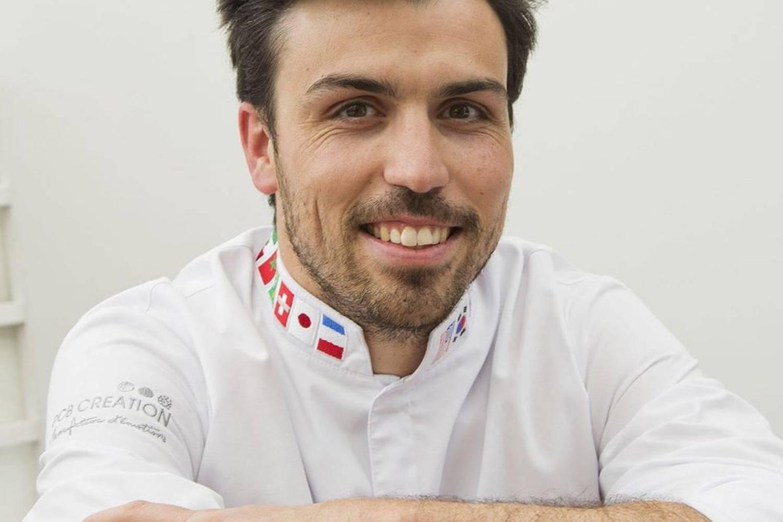 Bastien Girard champion du monde pâtisserie 2017