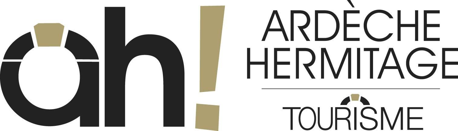 logo Ardèche Hermitage Tourisme