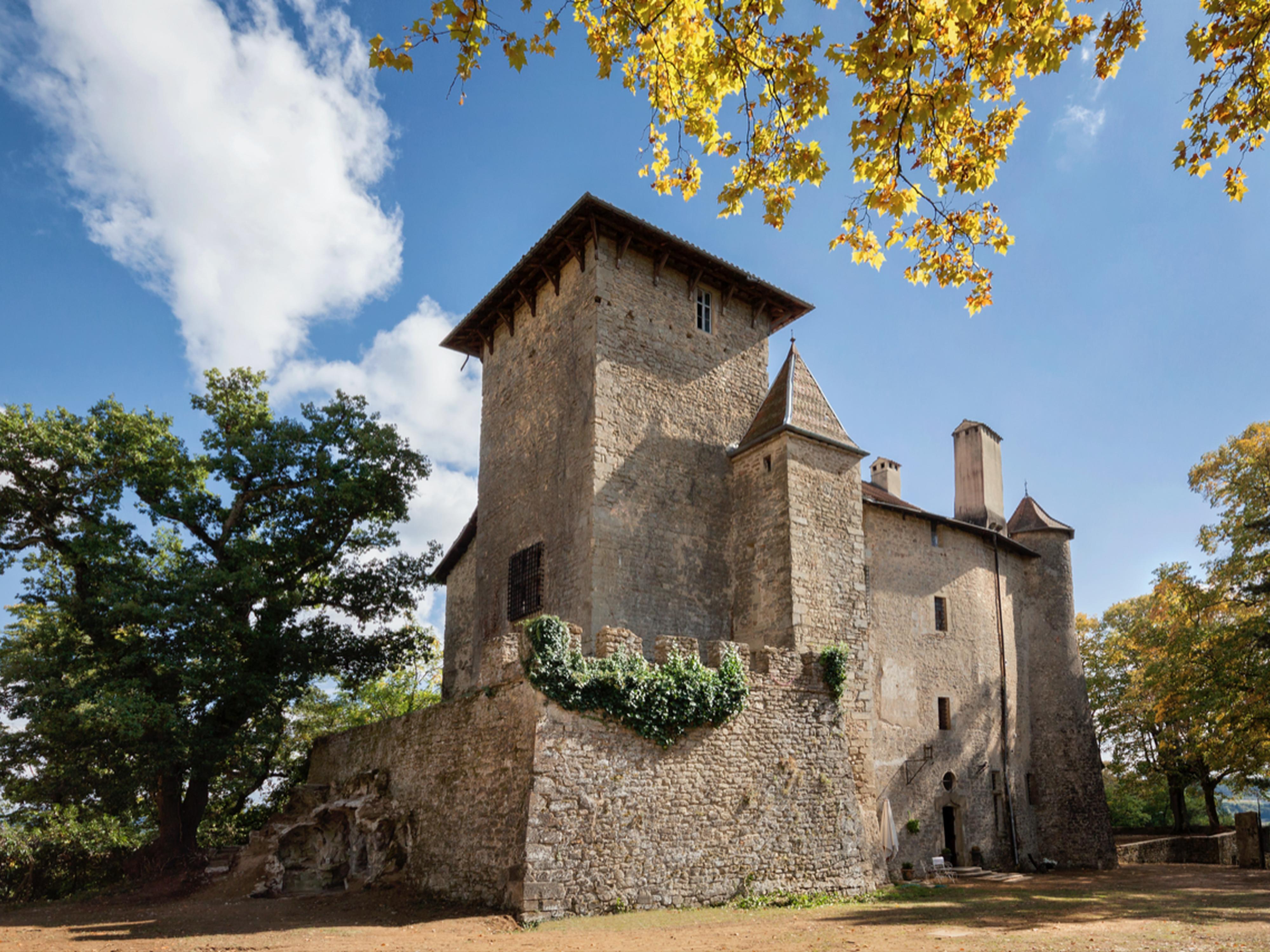 château de Charmes