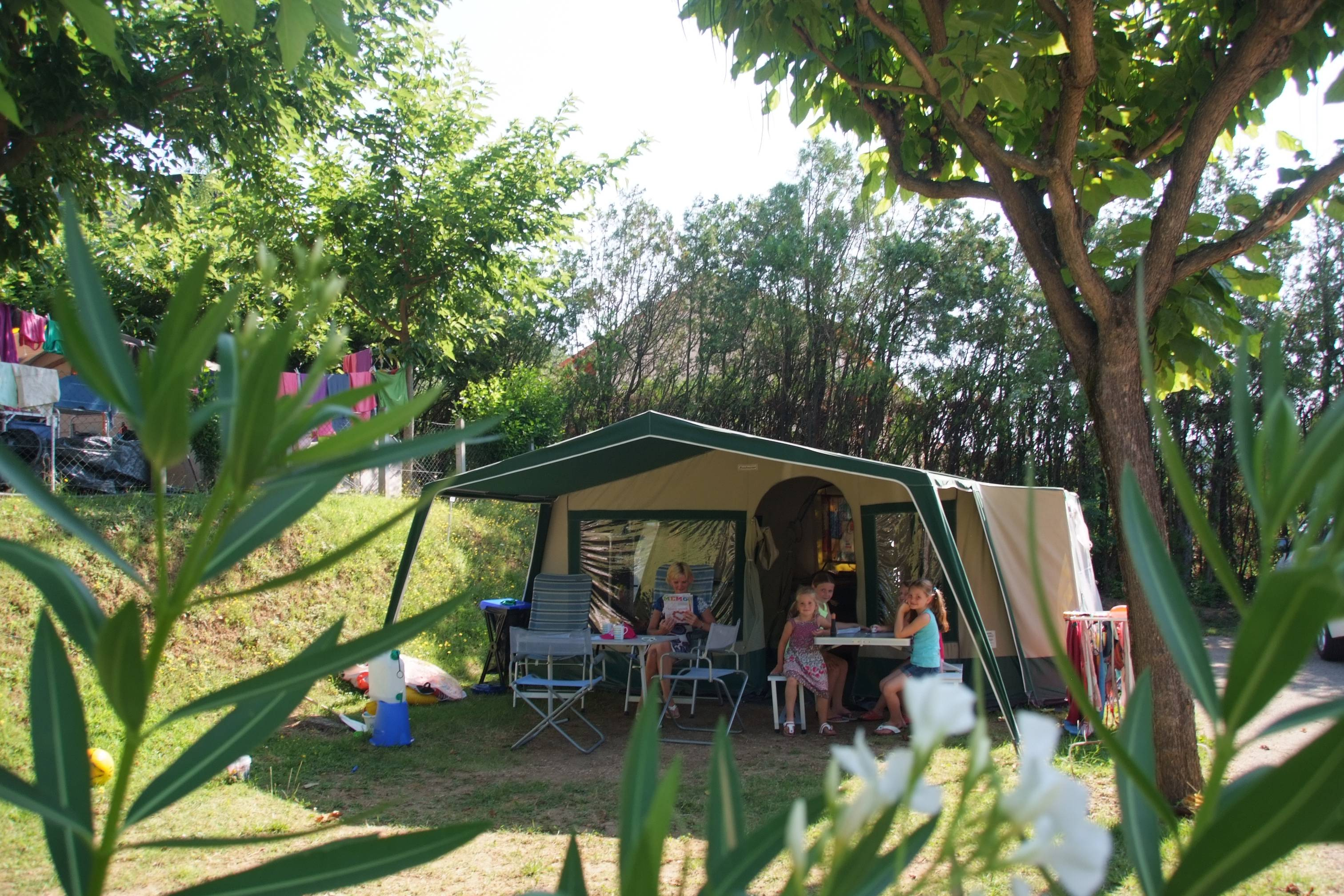 Camping Ardèche Hermitage