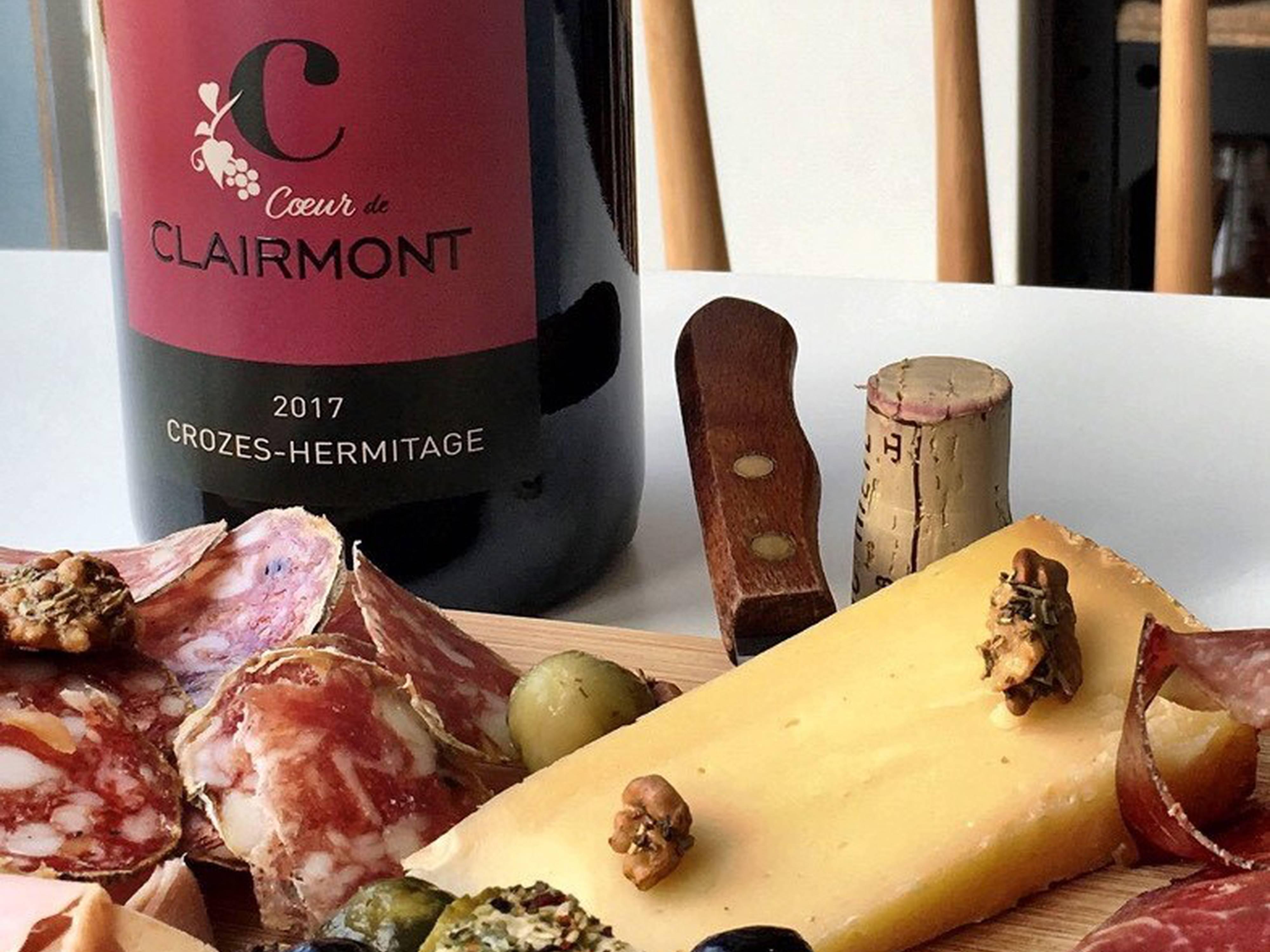 Dégustation de vins Cave Clairmont