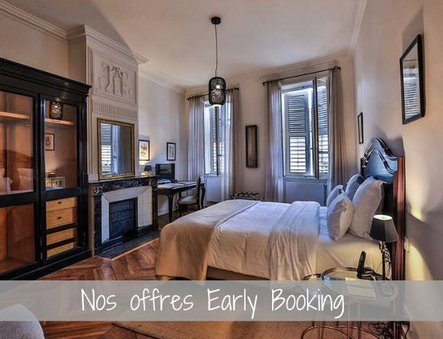 Les offres Early Booking d'Ardèche Hermitage