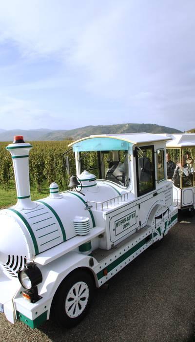 Petit train des vignes de l'Hermitage