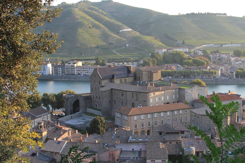 Château de Tournon sur Rhône