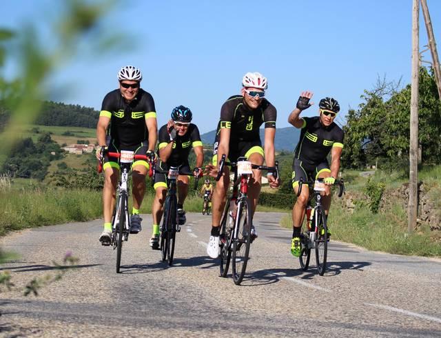 L'Ardéchoise, une course cycliste incontournable
