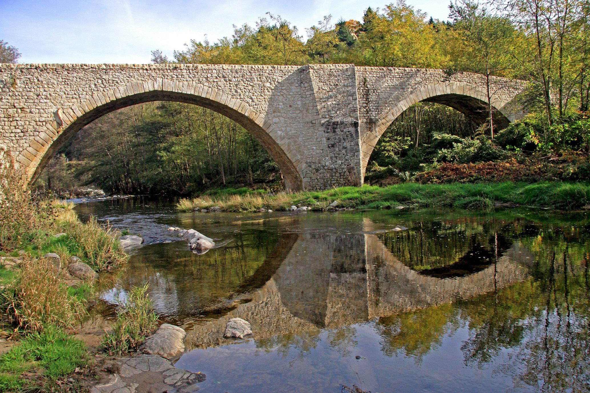 Pont du Roi Boucieu
