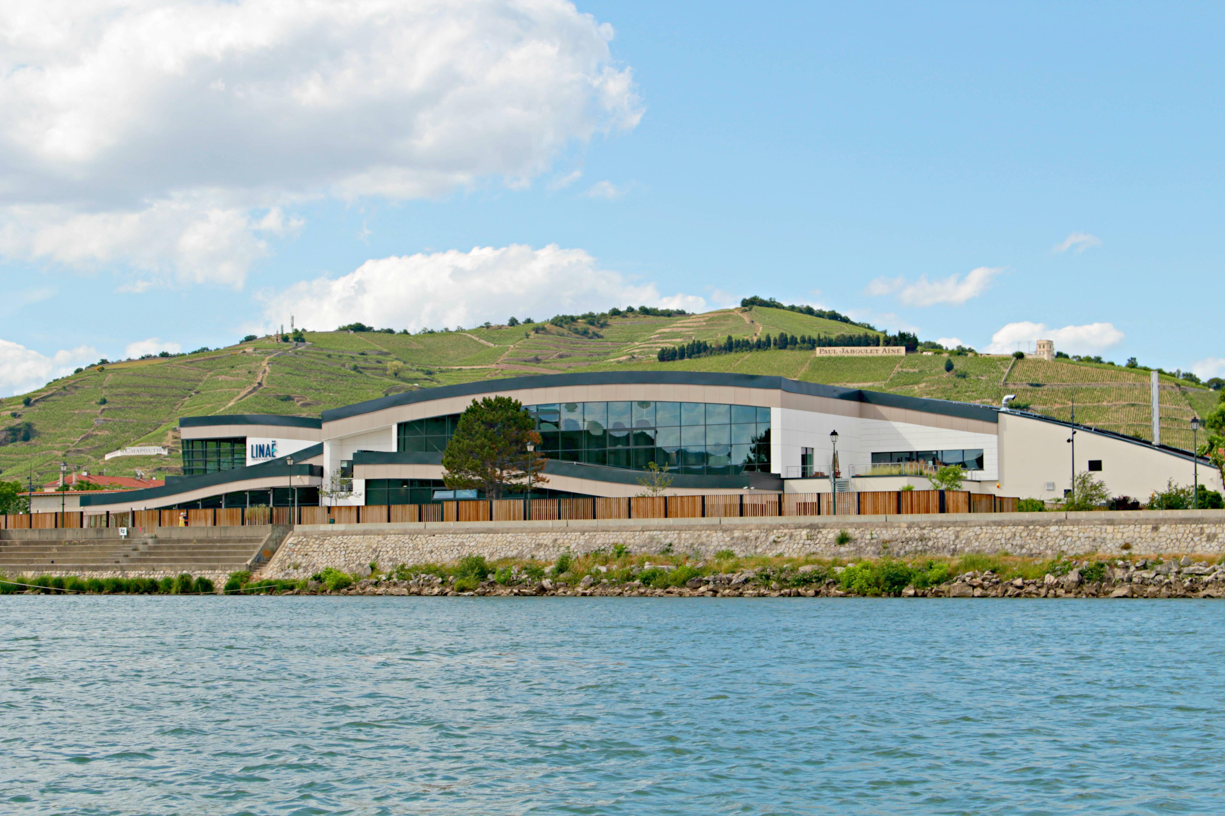 Centre aquatique Linaë