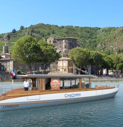 Cruises on the Rhône from Tournon