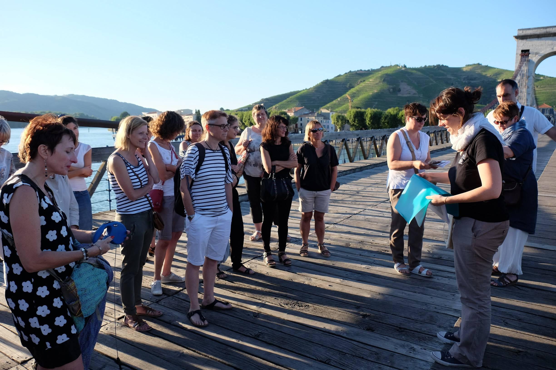 Visite Guidée Tain Tournon Journées européennes du patrimoine