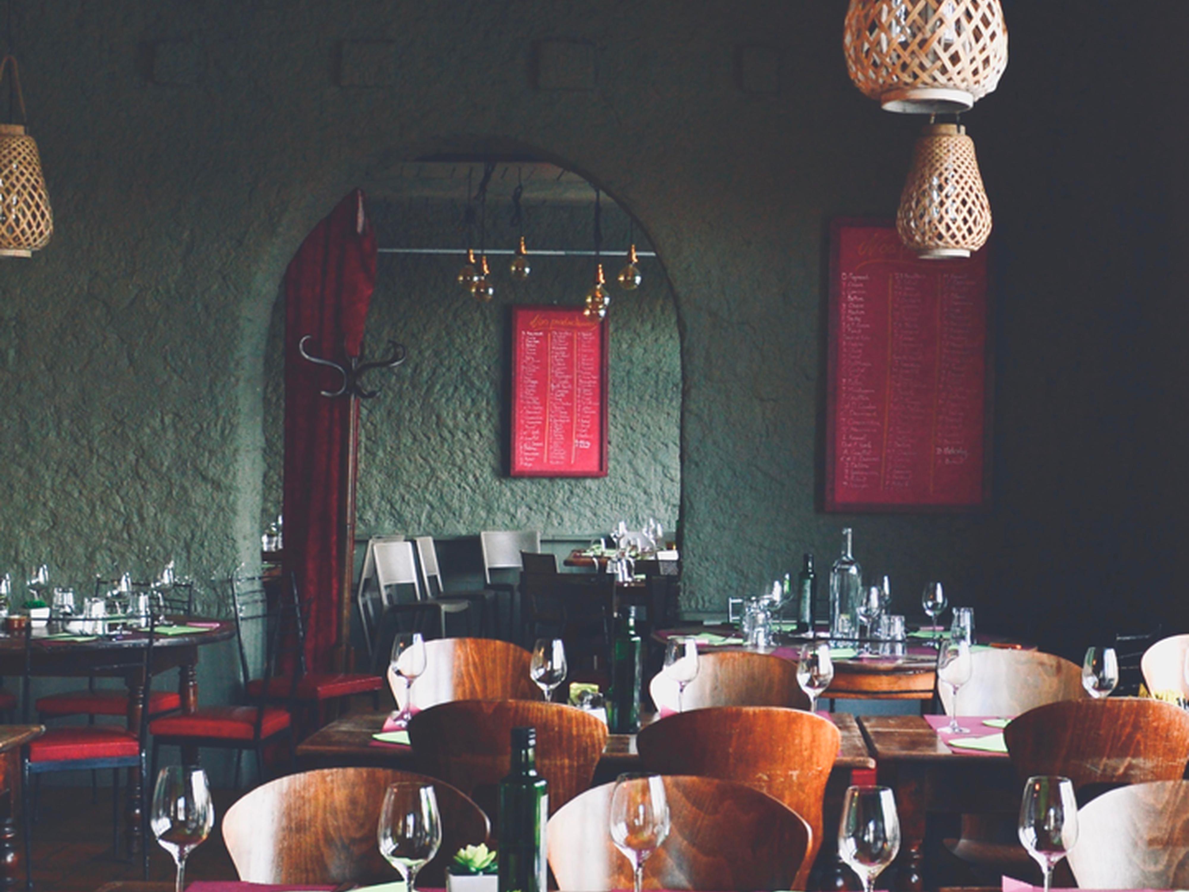 Restaurant l'auberge Monnet