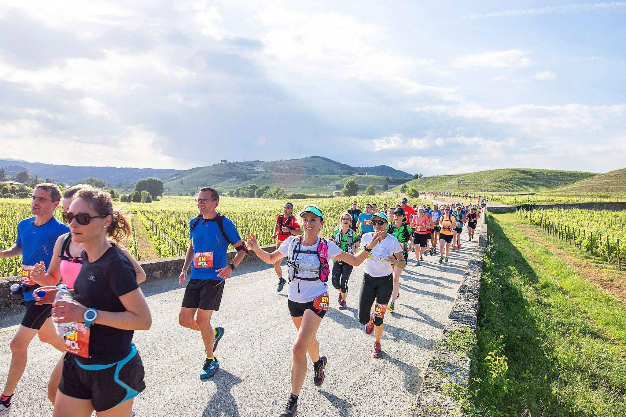 Semi Marathon d'Hermitage en Saint Joseph