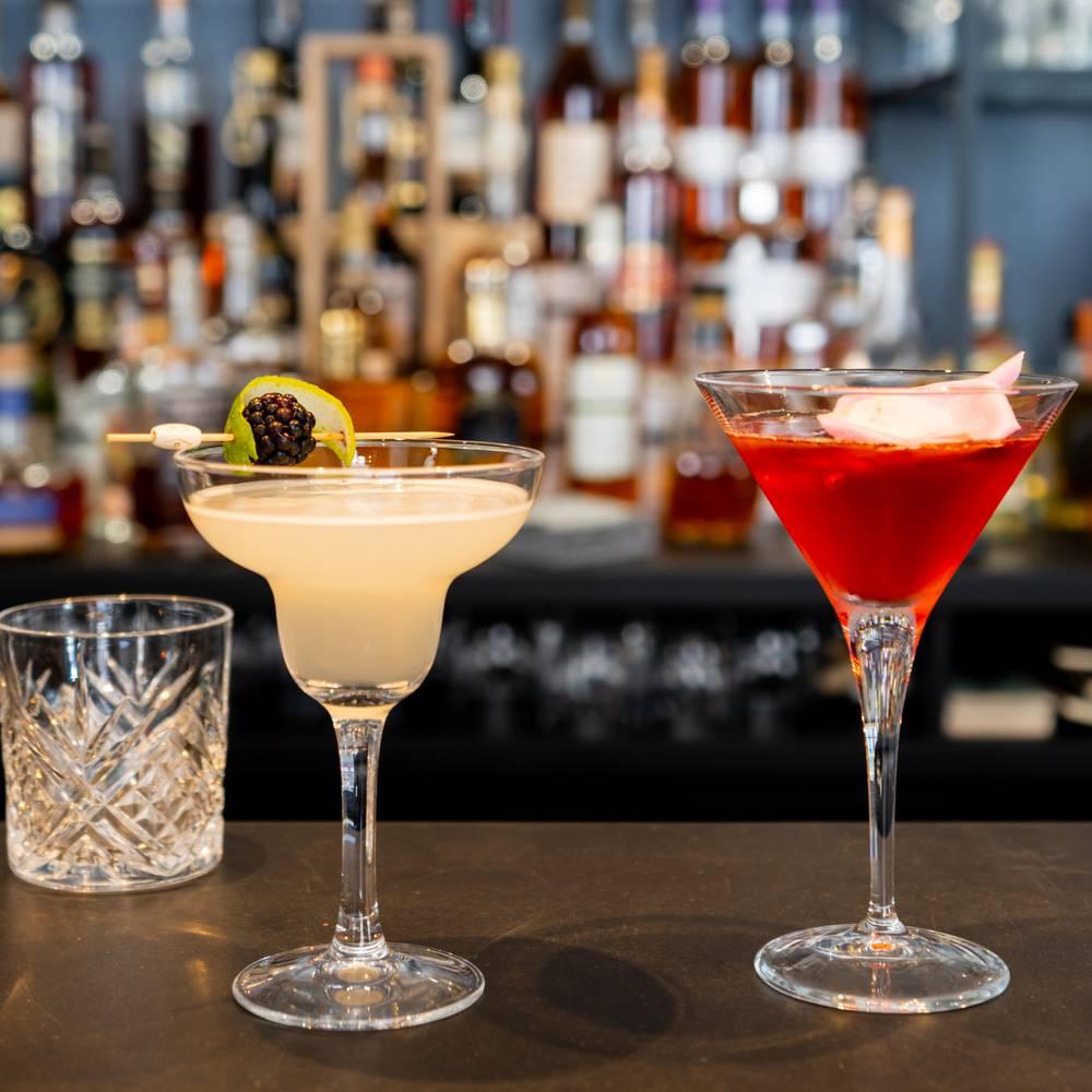 Cocktail à la carte du Dureza
