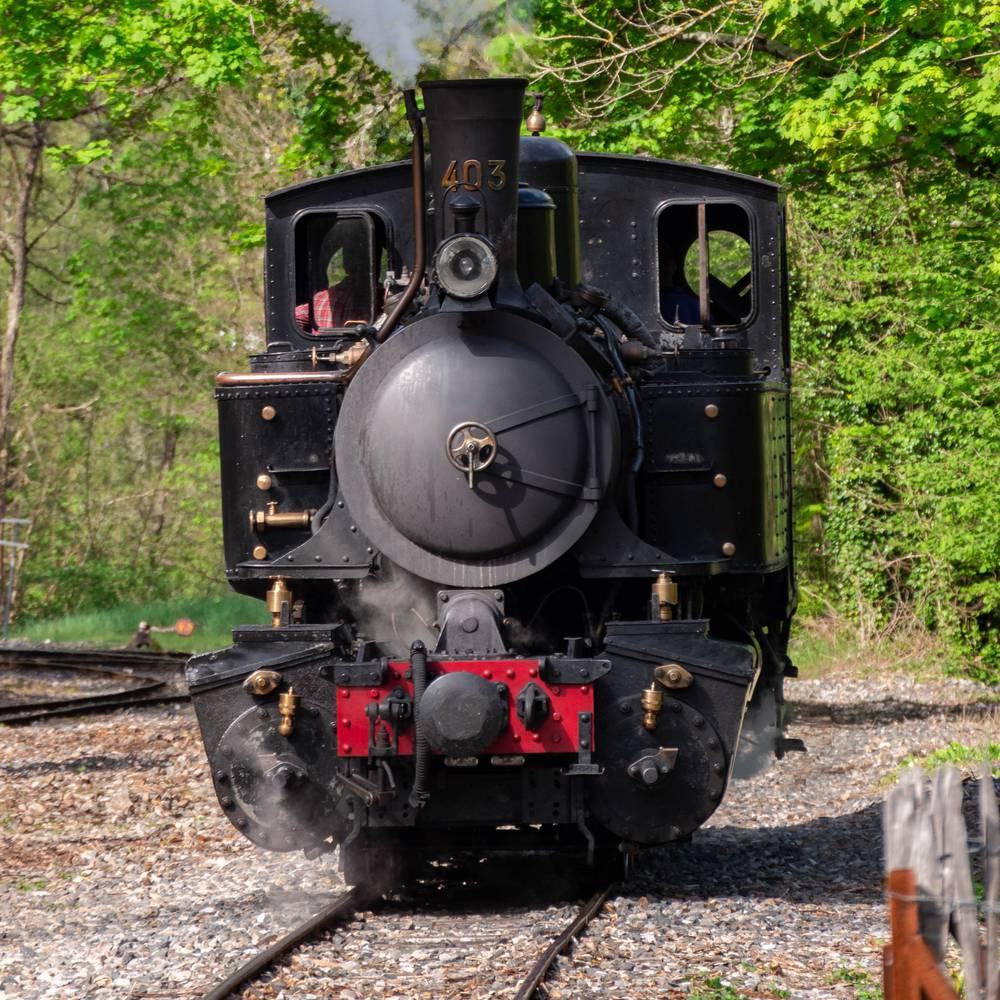 Train des Gorges