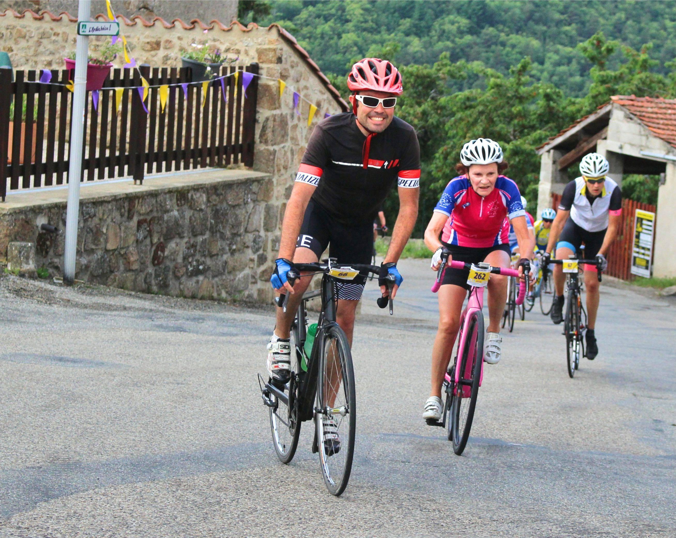 Damien Expert vélo Ardèche Hermitage