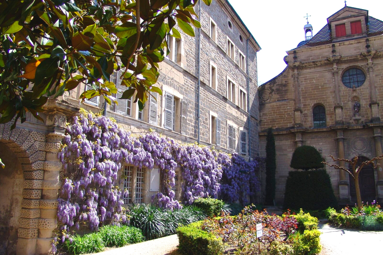 Chapelle du lycée Gabriel Faure journée européenne du partimoine