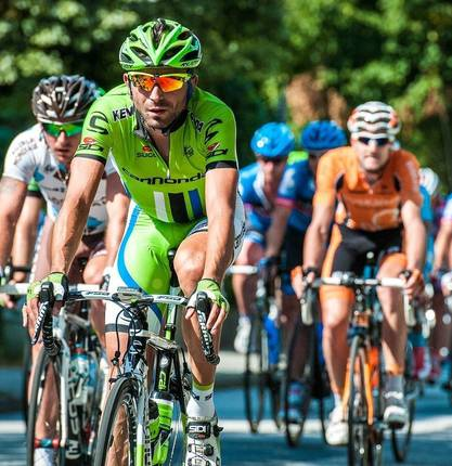La course Paris-Nice passe à Tournon sur Rhône