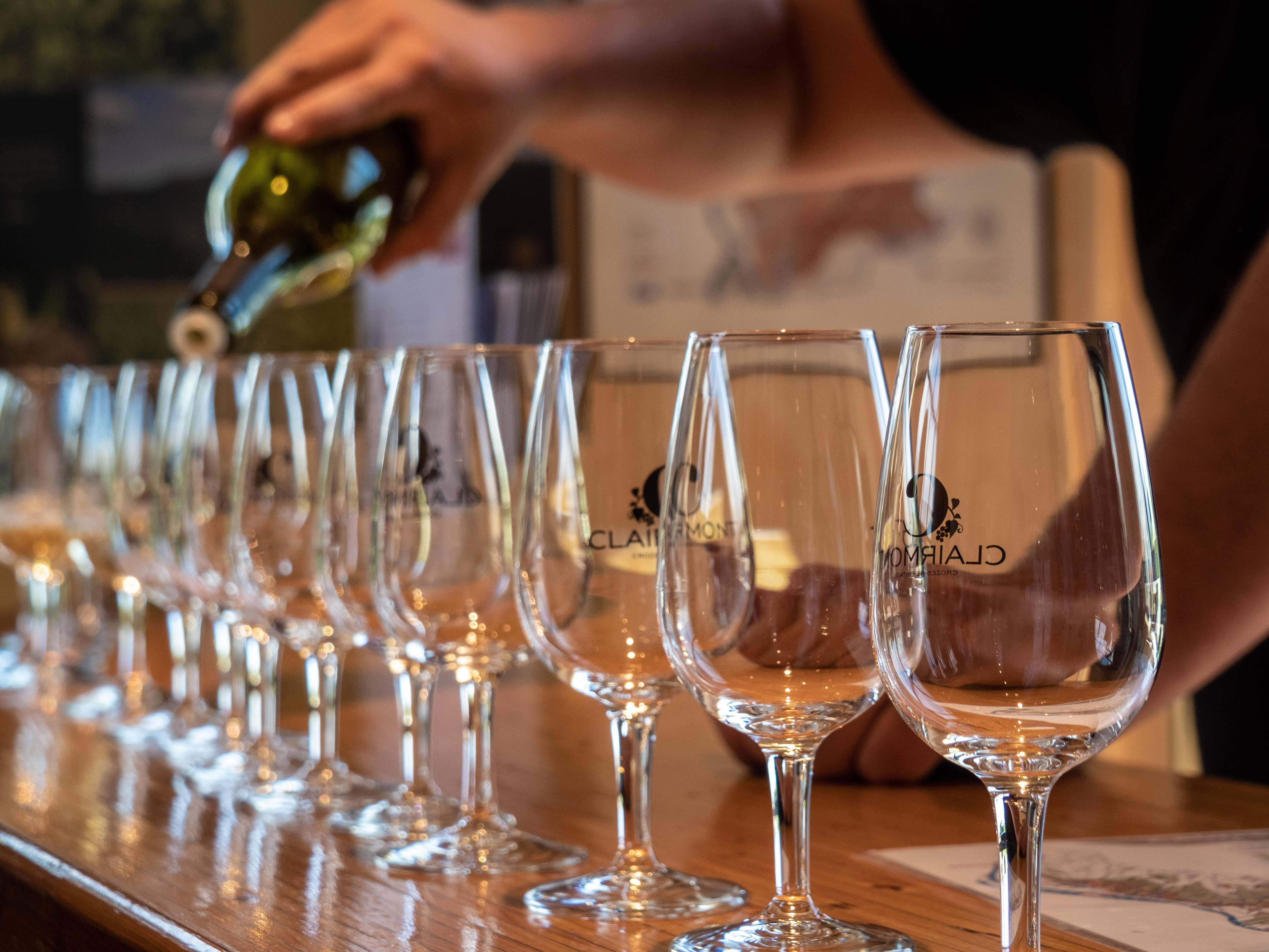 Les vins de Clairmont