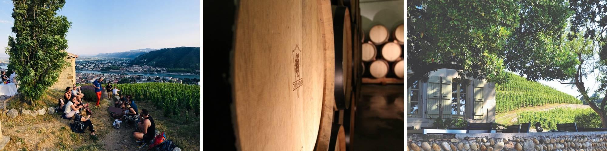 Un week-end autour du vin à la rencontre de nos vignerons