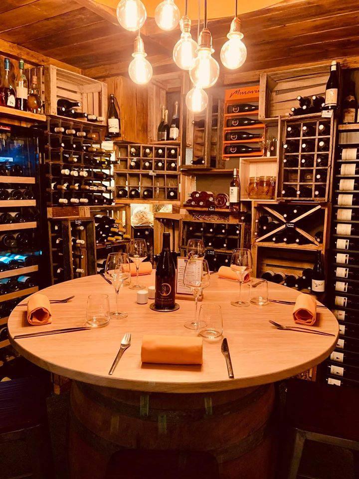 Nos restaurants labellisés Vignobles & Découvertes