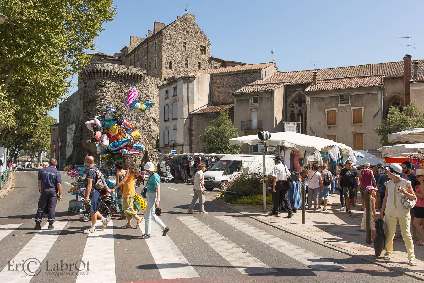Tournon-sur-Rhône - Foire à l'oignon