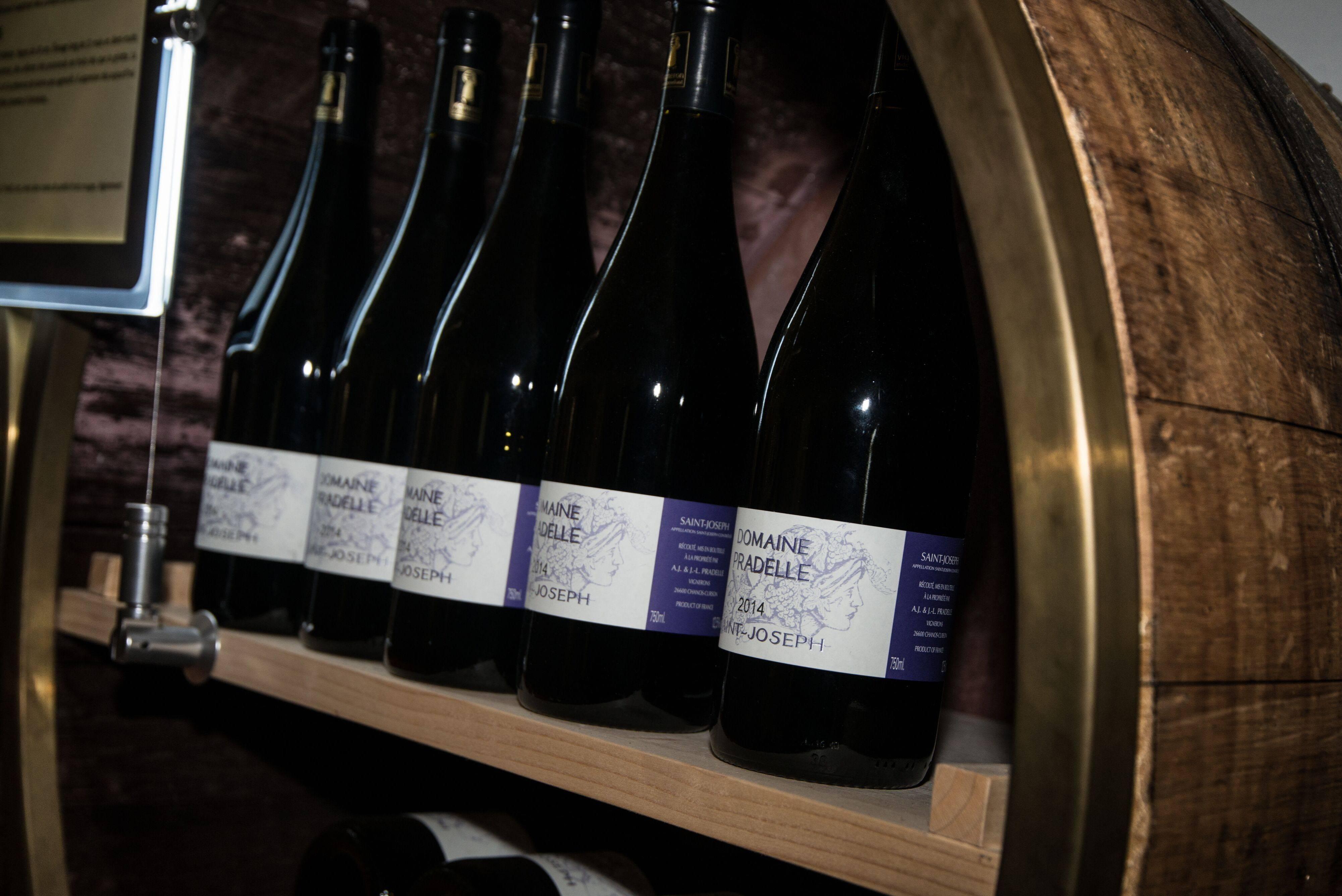 Vins pradelle