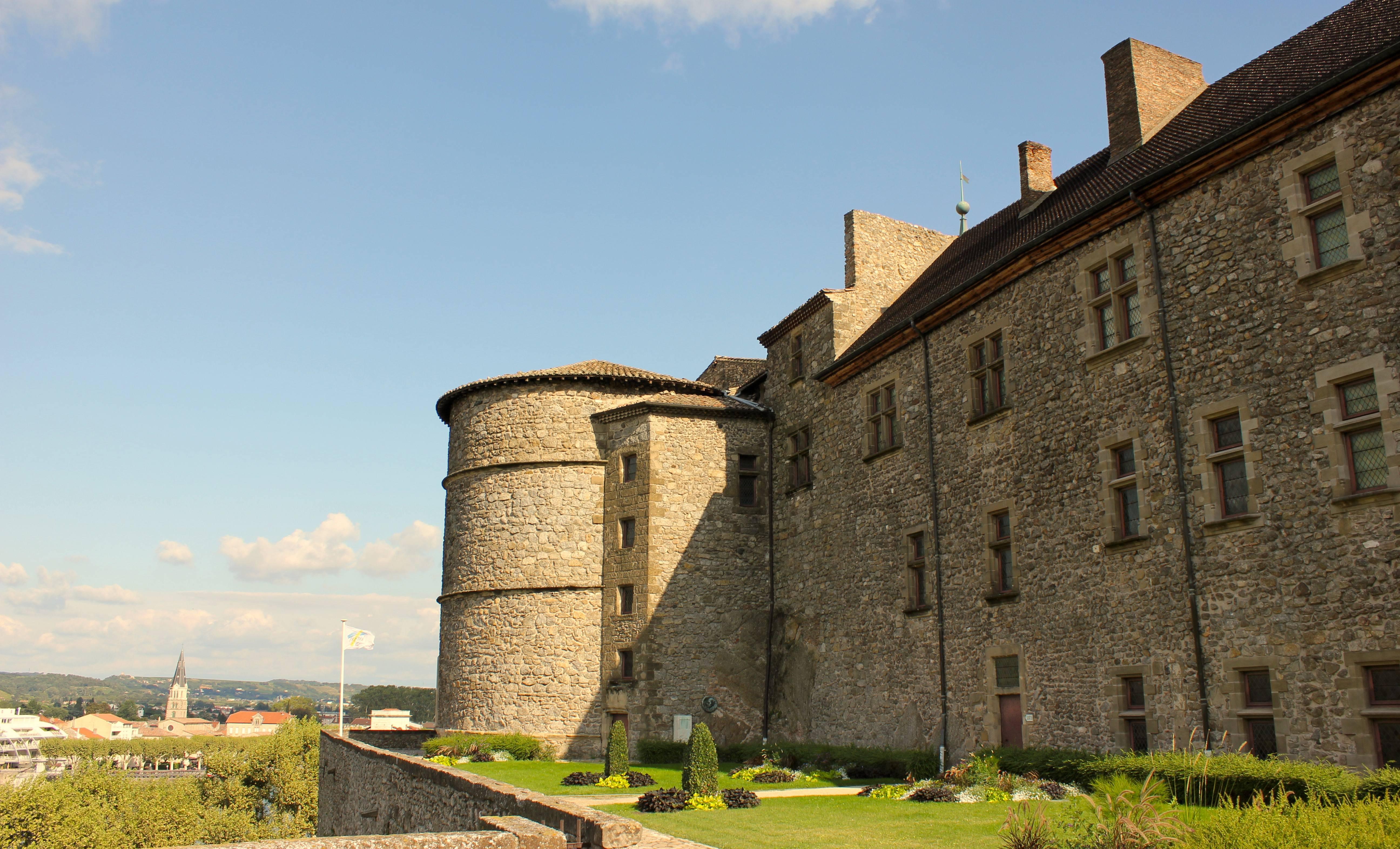 Château musée de Tournon