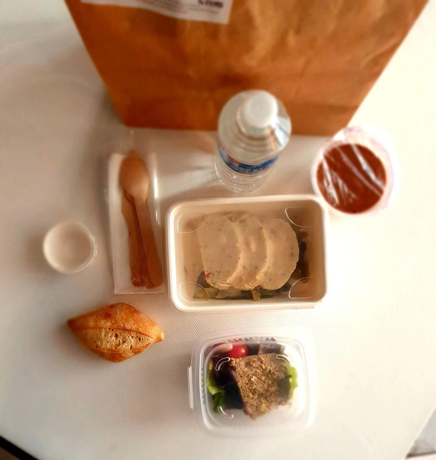 Restaurant Azalées plats à emporter