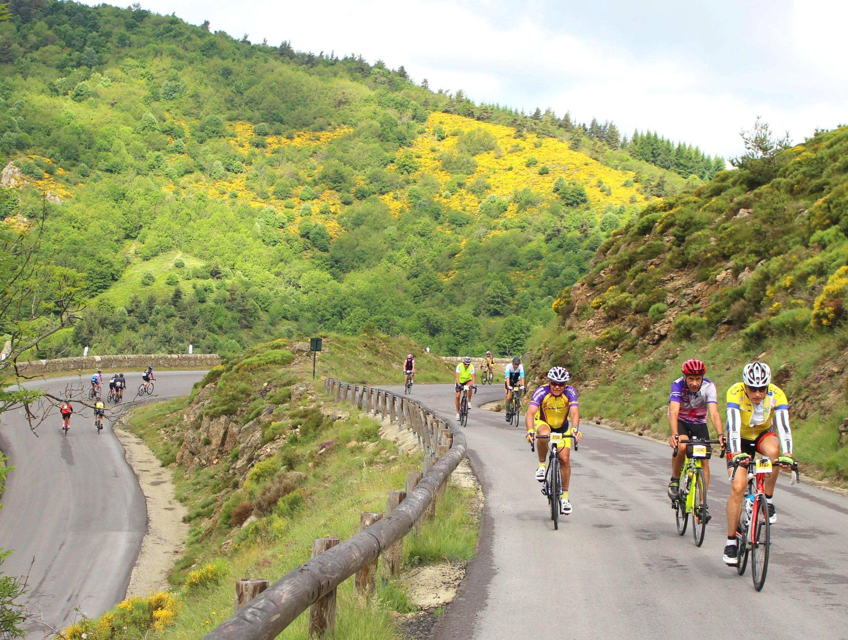 Course cycliste L'Ardéchoise
