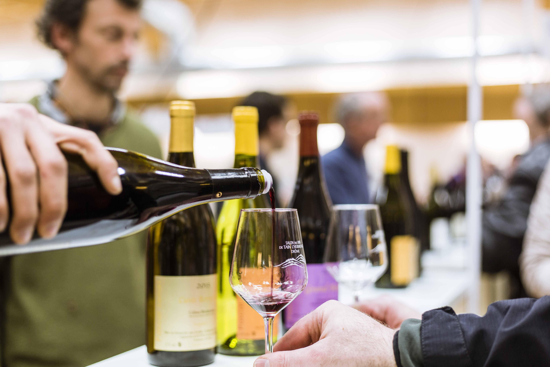 salon des vins de Tain l'Hermitage