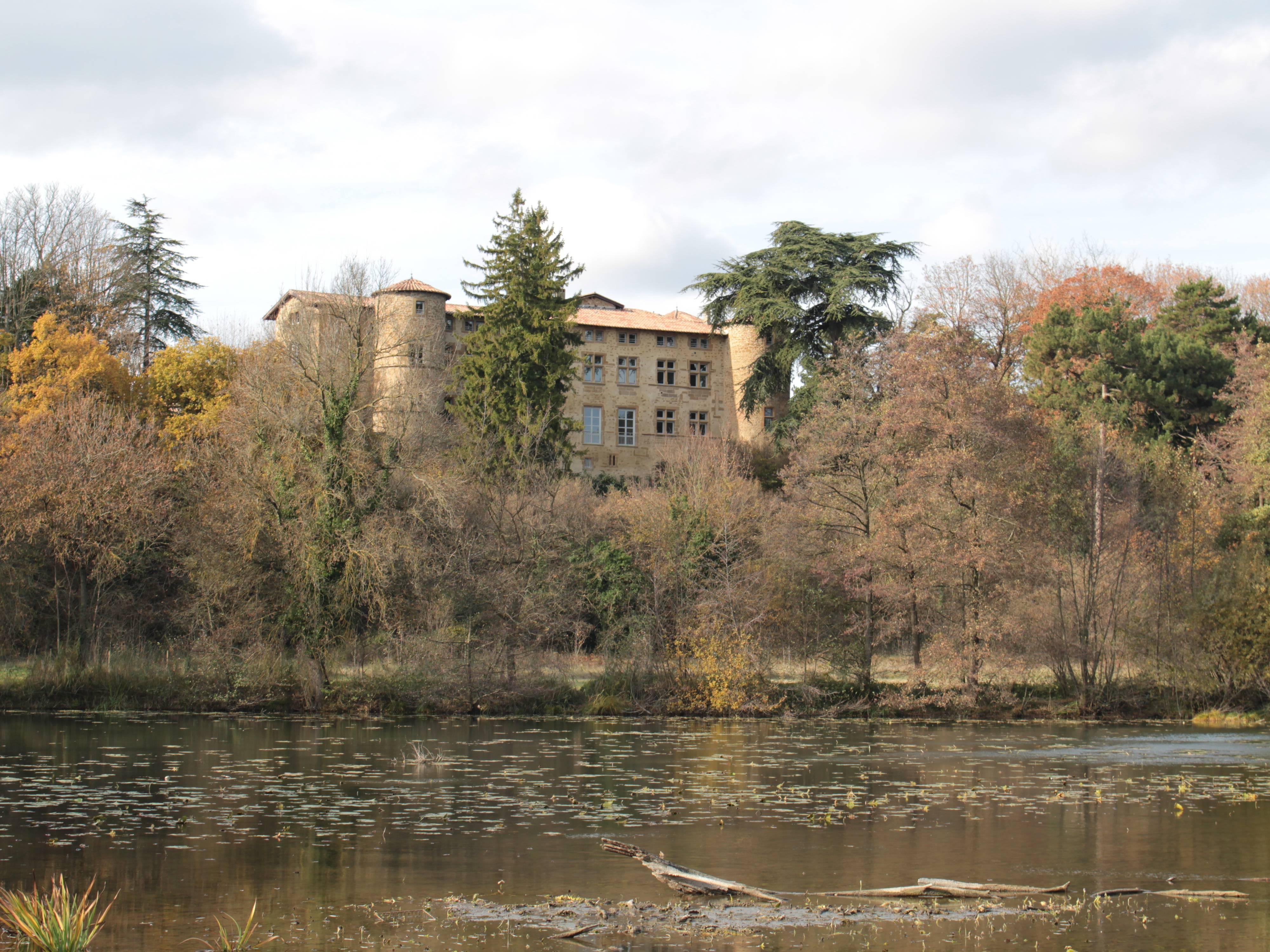 Château du Mouchet