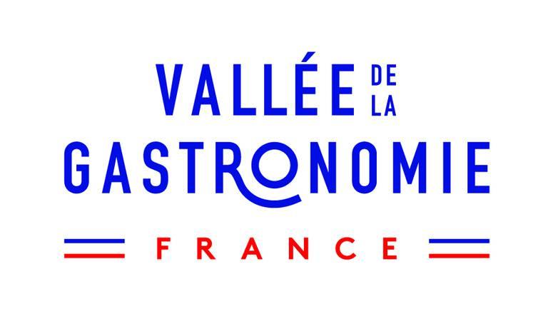 Logo Vallée de la Gastronomie France
