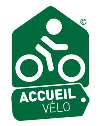 Logo label accueil vélo