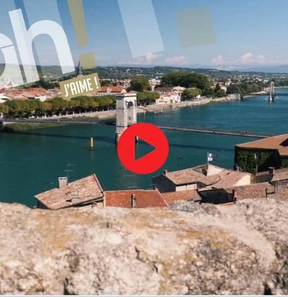Urlaubsbilder aus der Ardèche Hermitage!
