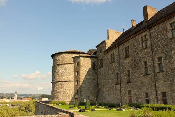 Chateau-musée Tournon sur Rhône