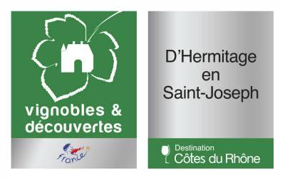 Logo Label Vignobles & Découvertes