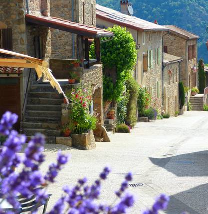 Boucieu le Roi: a village with outstanding character in Ardèche