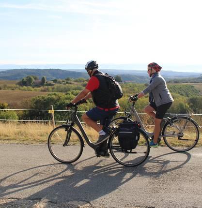13 Tour de pays Drôme des Collines - Vélo et Fromages