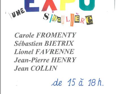 Une Expo Singulière