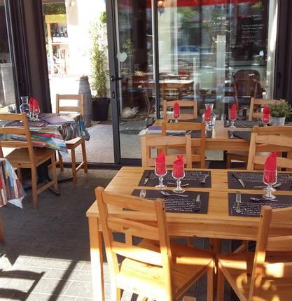 Restaurant Le Comptoir Gourmand